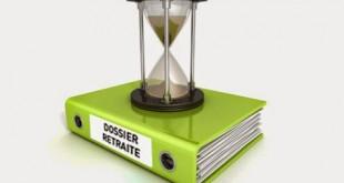 départ retraite pension hospitalier information