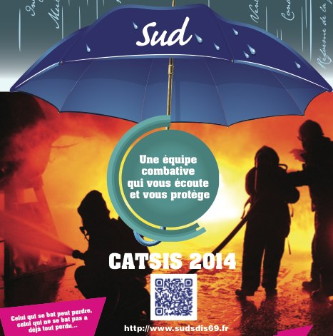 SUD Catsis 2014